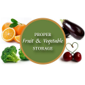 Proper Fruit and Vegetable Storage - Reminder!